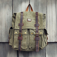 Maverik Rugged Backpack in Sage