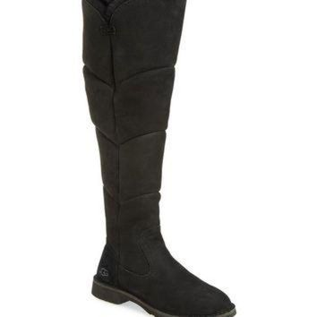 DCCK8X2 UGG? 'Sibley' Over the Knee Water Resistant Boot (Women) | Nordstrom