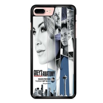 Grey S Anatomy Returns iPhone 7 Plus Case