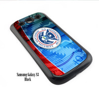 HOMELAND SECURITY for Samsung Galaxy S3, Galaxy S4, Galaxy S5 Case
