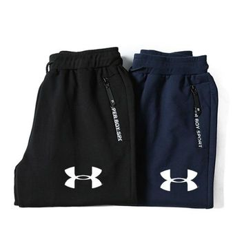 UNDER ARMOUR Women Men Lover Casual Pants Trousers Sweatpants Day-First™