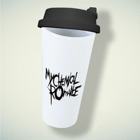 My Chemical Romance Hot For Double Wall Plastic Mug ***