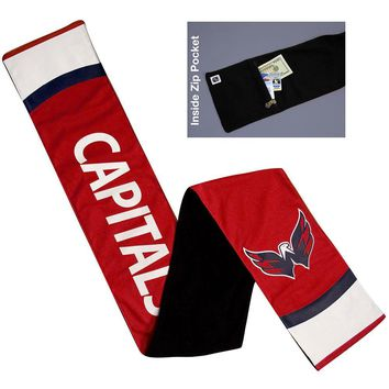 Washington Capitals NHL Jersey Scarf