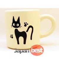 Buy studio ghibli products from japan Kiki's Delivery Service Jiji mug Kitchen Collection