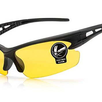 Outdoor cycling glasses sunglasses for men + night-vision
