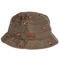 The Rose Buds Bucket Hat in Khaki
