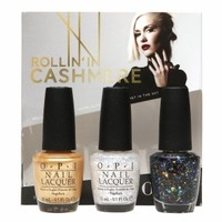 OPI Gwen Stefani for OPI Rollin' in Cashmere Nail Effects Trio, #2