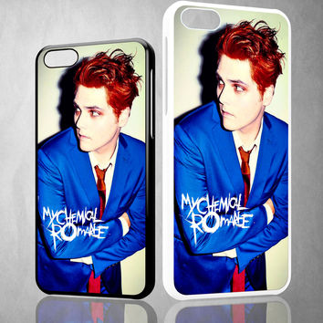 my chemical romance gerard Z0266 iPhone 4S 5S 5C 6 6Plus, iPod 4 5, LG G2 G3, Sony Z2 Case
