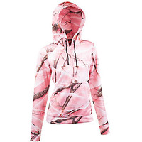 Women's Huntworth Pink Camo Performance Hoodie | Scheels