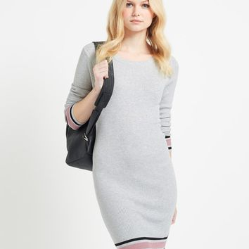 Jdy Knitted Stripe Dress