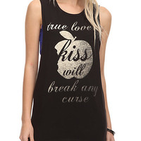 Once Upon A Time Apple Tank Top   Hot Topic