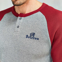 Brixton Tanka Thermal Henley Tee - Urban Outfitters