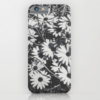 Every Night  - iPhone 6 - iPhone6 Plus Cases - Slim and Tough options available - Daisies - Tech Accessory - Floral Design Case