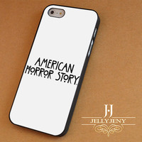 American Horror Story logo iPhone 4 5 5c 6 Plus Case | iPod 4 5 Case