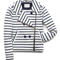 Nautical Striped Jacket (Kids)