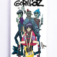 Gorillaz for Iphone 5 / 5s Hard Cover Plastic