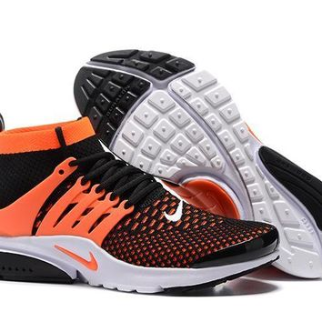 BC HCXX Nike Air Presto ultra orange