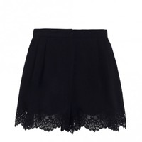 Lace Tuck Short - The Latest