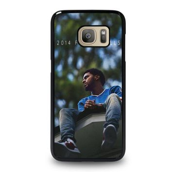 J. COLE FOREST HILLS Samsung Galaxy S7 Case Cover