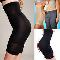Sexy Women Beauty Slimming Shapewear Fat Burning Slim Shape Bodysuit Pants  7_S