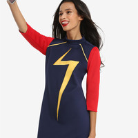 Marvel Ms. Marvel Dress