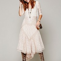 Free People Womens FP X Calamity Jane Dress - Black,