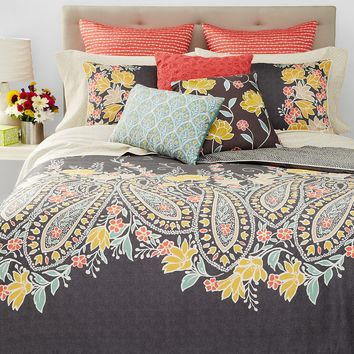 Superbe Sky Calla Duvet Set, King   Bloomingdaleu0027s Exclusive