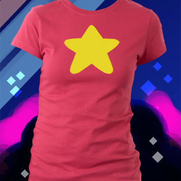 Asymmetrical Star Shirt
