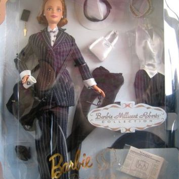 Barbie Millicent Roberts Pinstripe Power Doll & Extra Fashion Limited Edition (