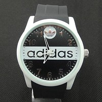 ADIDAS Ladies Trending Men Fashion Quartz Watches Wrist Watch Black G