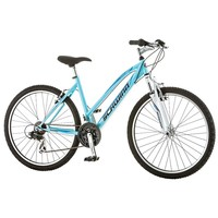 Schwinn High Timber 26-in. Front Suspension Mountain Bike - Women (Blue)