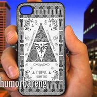 The Legend Of Zelda cover case for iPhone 4/4S/5/5C/5S/6/6 Plus Samsung Galaxy s3/s4/s5 Note 3/