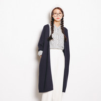 Autumn Knit Tops Korean Jacket [9022906823]