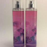 New Signature Collection Fine Fragrance Mist Be Enchanted 8Oz 2 Pack