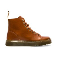 Dr. Martens Talib 8 Eye Raw Boot in Brown