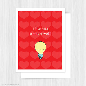 Funny Valentines Day Card For Girlfriend Boyfriend Wife Husband Cute Love Card Valentine Pun Handmade Greeting Cards Fun Valentines Gifts