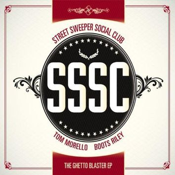 Street Sweeper Social Club - The Ghetto Blaster EP [Explicit]