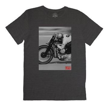 LIFE Motorcyclist T-Shirt by Altru Apparel