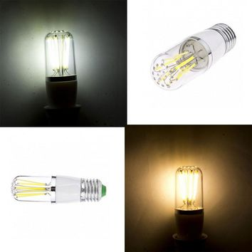 E27 AC DC 12V 6W Corn LED Filament Bulbs Lamp Replace Home Bedroom Light