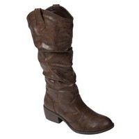 Womens Journee Collection Western Boots