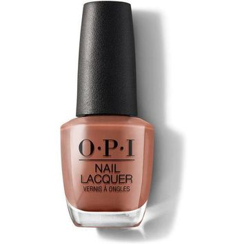 OPI Nail Lacquer - Chocolate Moose 0.5 oz - #NLC89