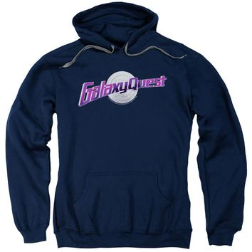 Galaxy Quest - Logo Adult Pull Over Hoodie