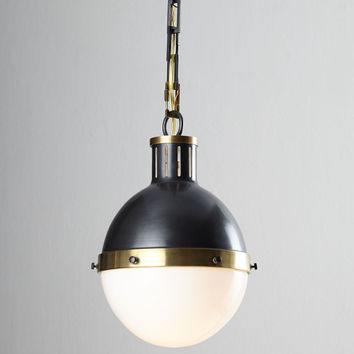 Small Hicks One-Light Pendant - Visual Comfort