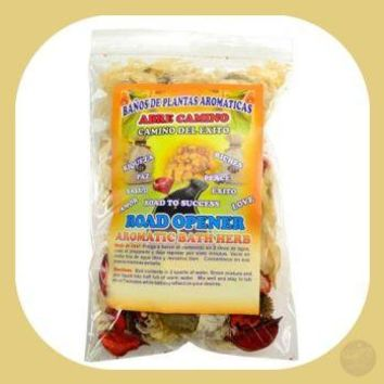 Road Opener  Aromatic Herbal Bath