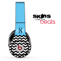 monogram skin for the beats by dre