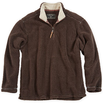 True Grit Pebble Pile Half-Zip Pullover