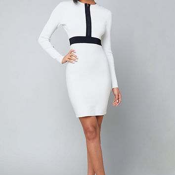 KHLOE OPEN BACK DRESS
