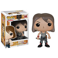 Funko POP! The Walking Dead - Vinyl Figure - MAGGIE: BBToyStore.com - Toys, Plush, Trading Cards, Action Figures & Games online retail store shop sale