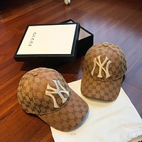GUCCI Baseball hat with NY Yankees™ patch