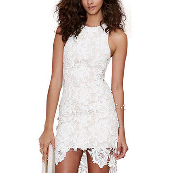 Riotta Lace Dress